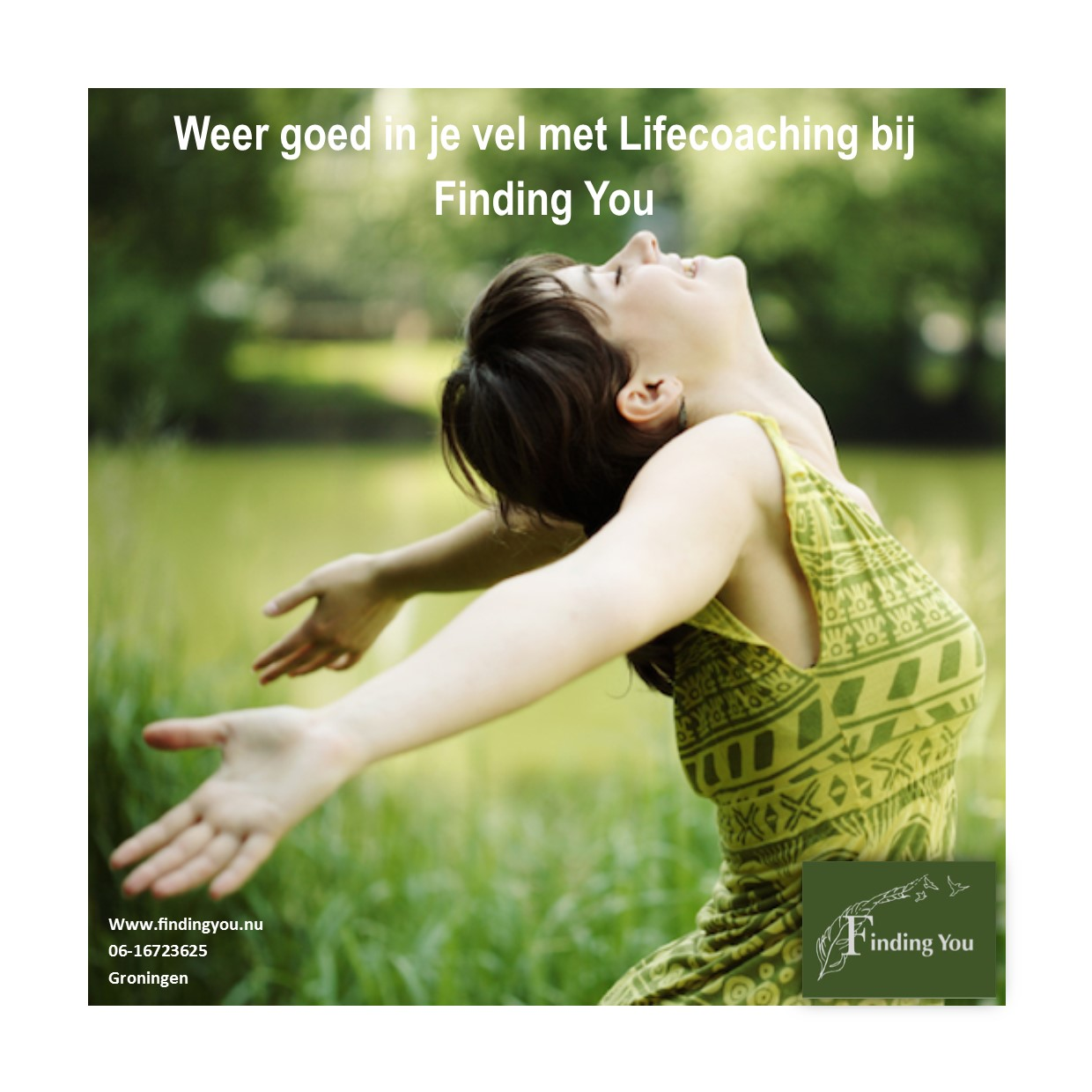 Finding You - lifecoaching